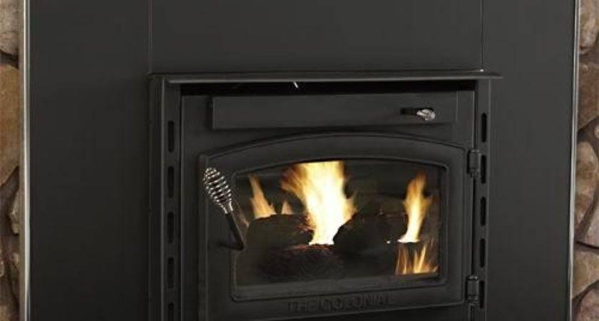 Colonial Wood Burning Fireplace Insert Tax Credit Ebay