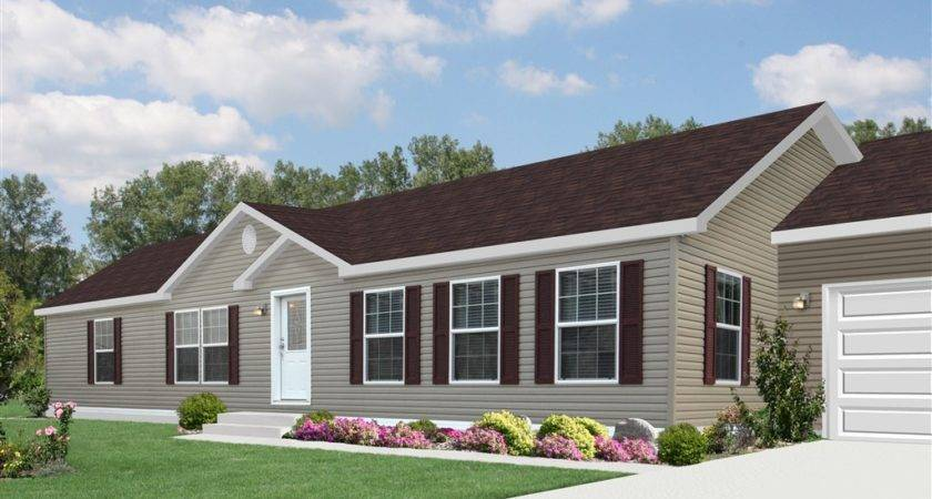 Colony Manufactured Homes Multi Sectional Modular Home