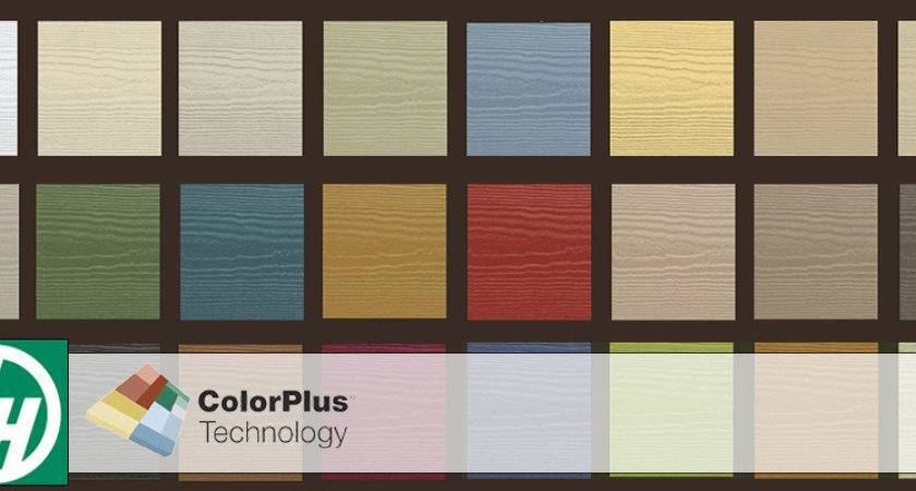 Color Can Get James Hardie Siding Years