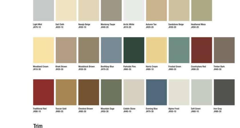 Color Design Syracuse Fiber Cement Siding