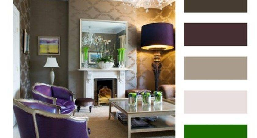Color Palettes Interior Designs Messagenote