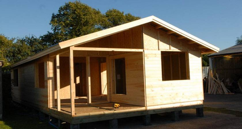Colorado Small Modular Log Homes Cabin