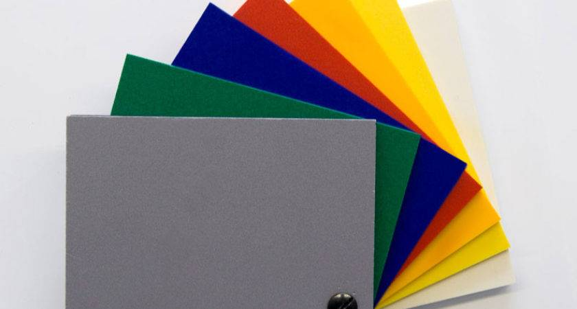 Coloured Pvc Foamboard Sheets Plastic People