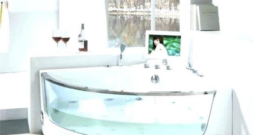 Comfortable Bathtub Mobile Home