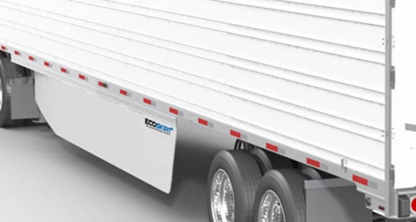 Commercial Truck Success Blog Ecoskirt Semi Skirt