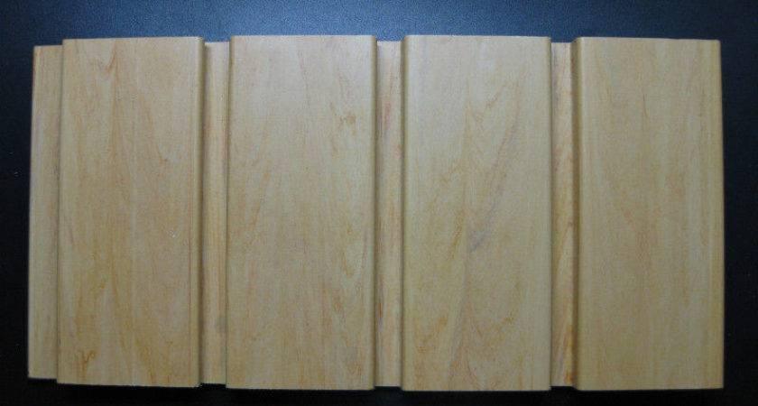 Competitive Wpc Slatwall Price Pvc Vinyl Garage Wall