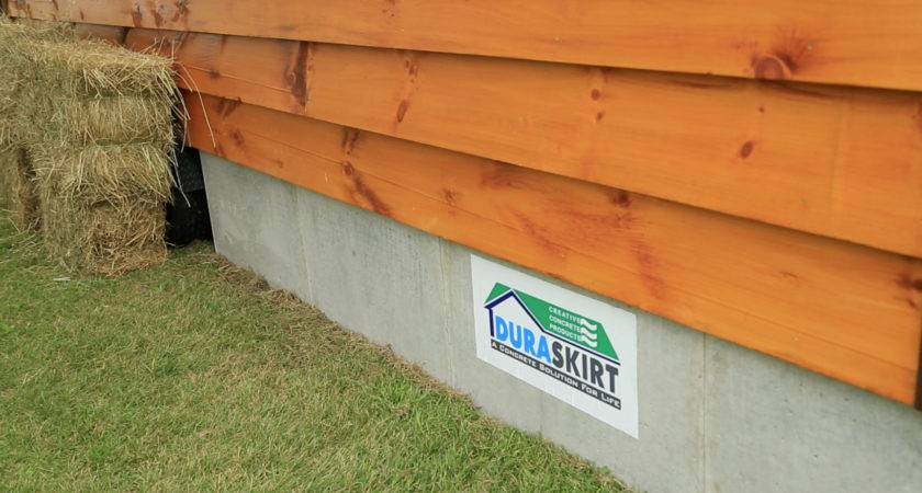 Complete Exterior Your Mobile House Home Skirting