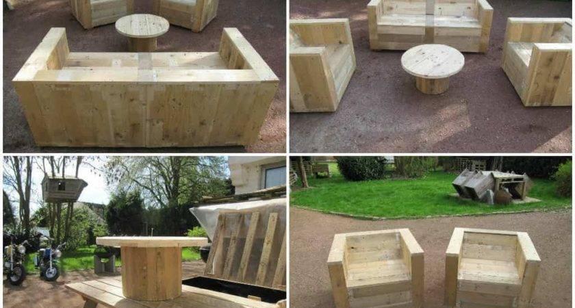 Complete Pallet Garden Set Ideas Pallets