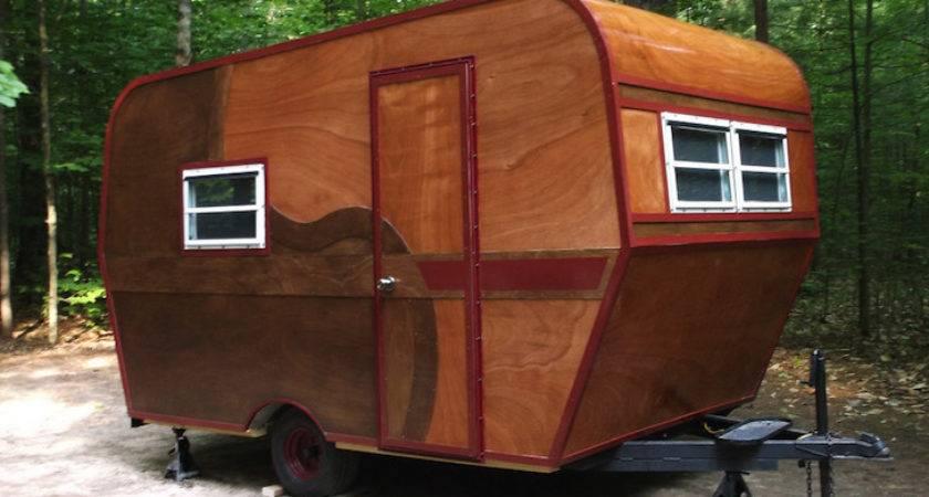 Complete Rebuild Vintage Camper