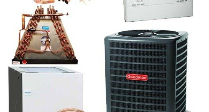 Complete Seer Heat Pump System Furnace