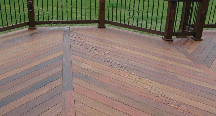 Composite Deck Patterns