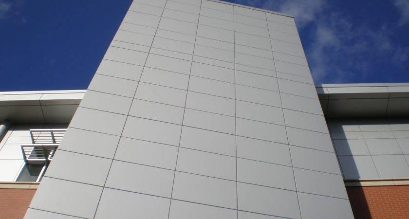 Composite Wall Cladding Alubond Alupex Curtain