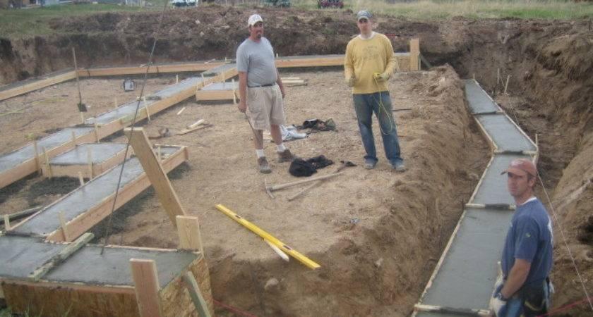 Concrete Footings