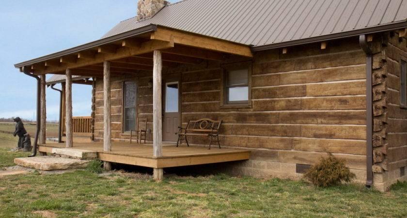 Concrete Log Homes