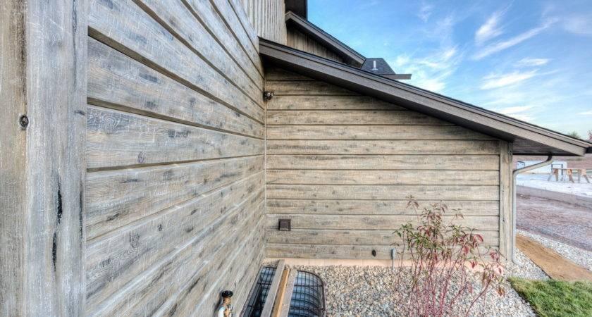 Concrete Log Siding Wolofi