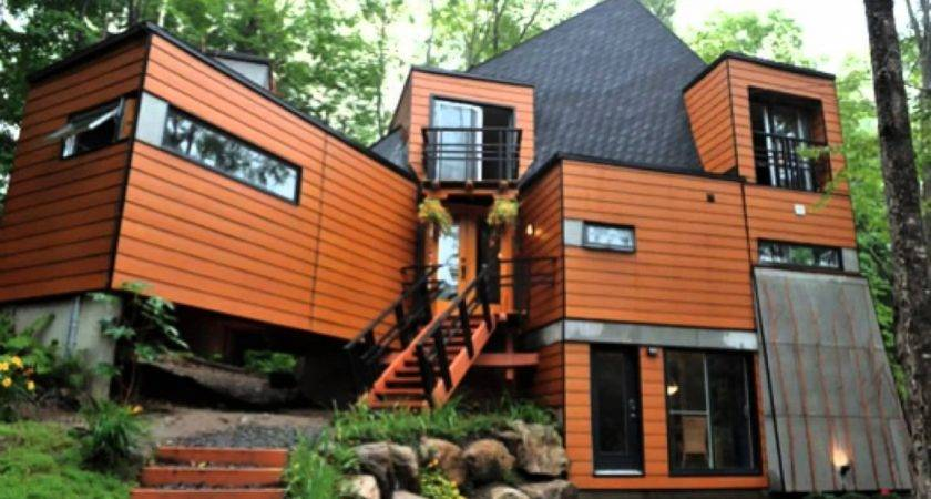Container Storage Homes House Design Regard