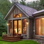Contemporary Homes Exterior Home Siding