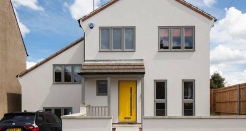 Contemporary House Renovation Exterior Design Ideas