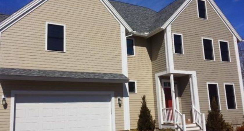 Contemporary James Hardie Siding Home Design Photos