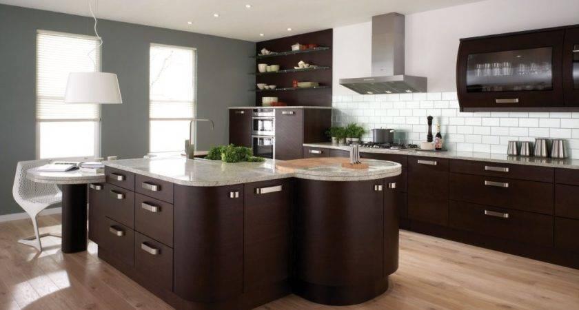 Contemporary Kitchen Design Decorations