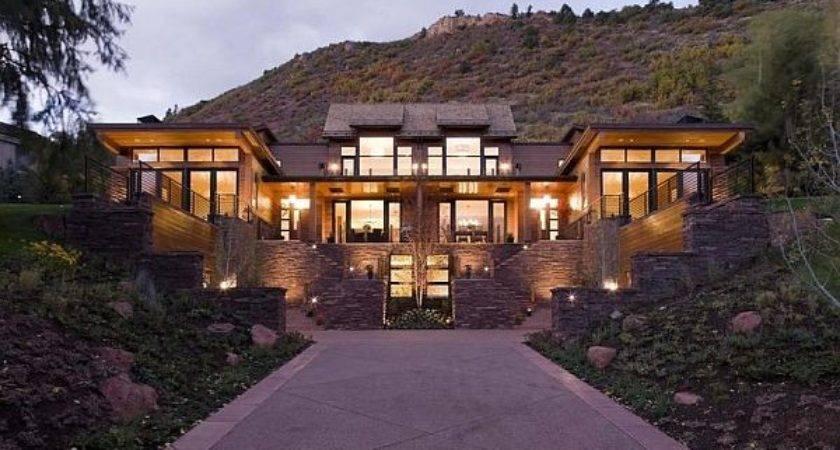 Contemporary Mountain Home Aspen