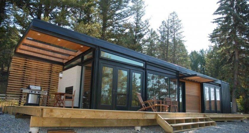 Contemporary Prefab Modular Homes