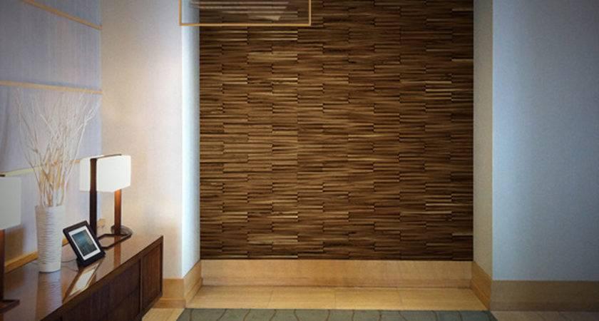 Contemporary Wall Panels Home Interior Design