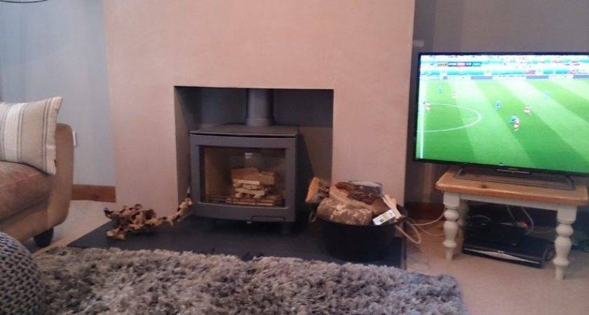 Contura Existing Fireplace Wood Burning Stove