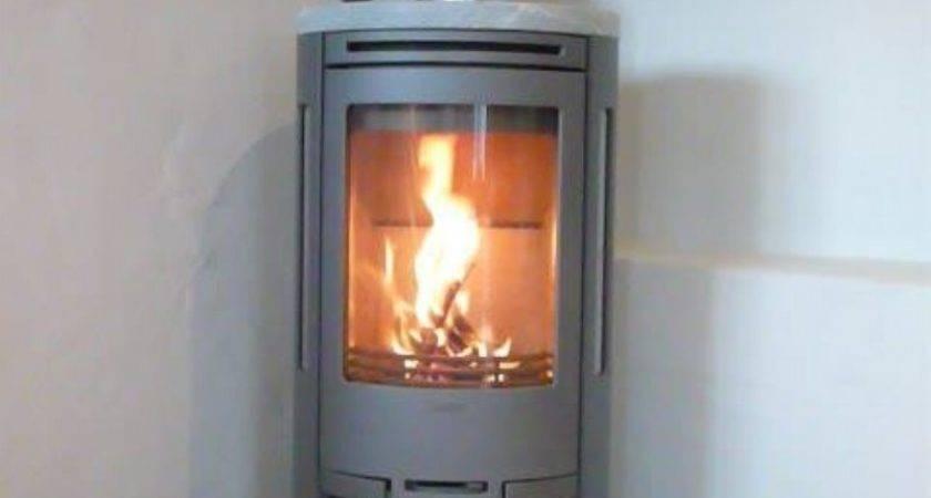 Contura Soapstone Wood Burning Stove Installation