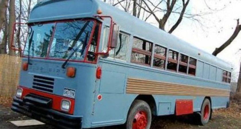 Converted School Bus Sale Loveland