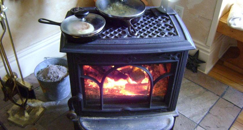Cook Wood Stove Our Tiny Homestead