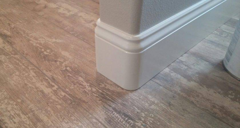 Cool Board Simple Baseboards Rounded Corners