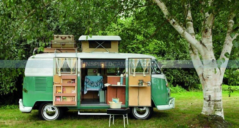 Cool Campervan Caravan Camping