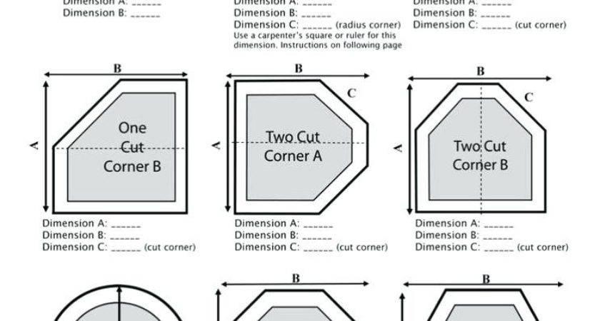 Cool Corner Tub Exterior Ideas