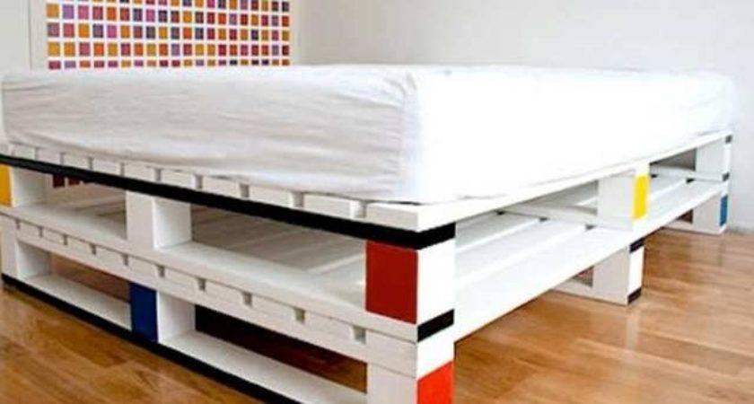 Cool Diy Pallet Bed Designs Your Bedroom Pallets