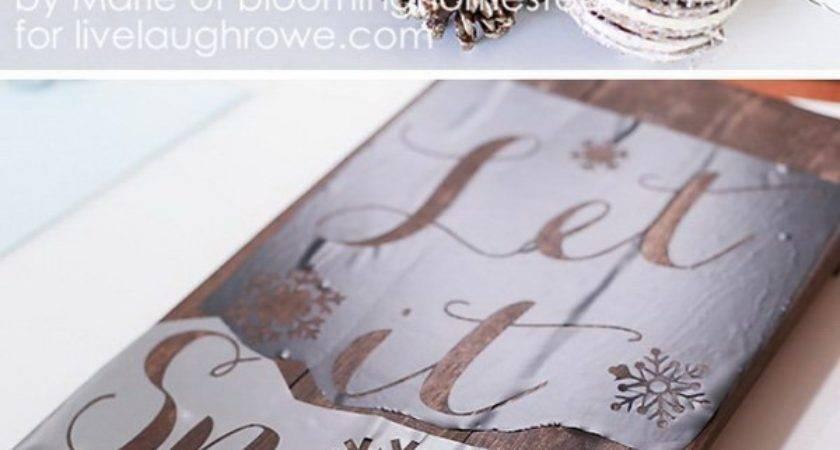 Cool Diy Rustic Christmas Decoration Ideas Tutorials