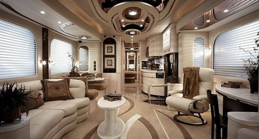 Cool Interiors Mobile Home Trailer Interior