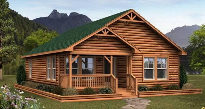 Cool Log Cabin Homes Prices Modular