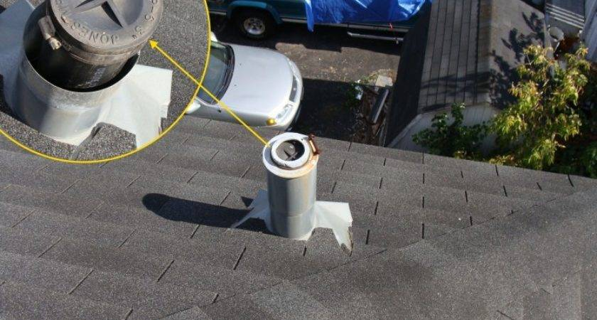 Cool Mobile Home Plumbing Roof Stack Vent Cap