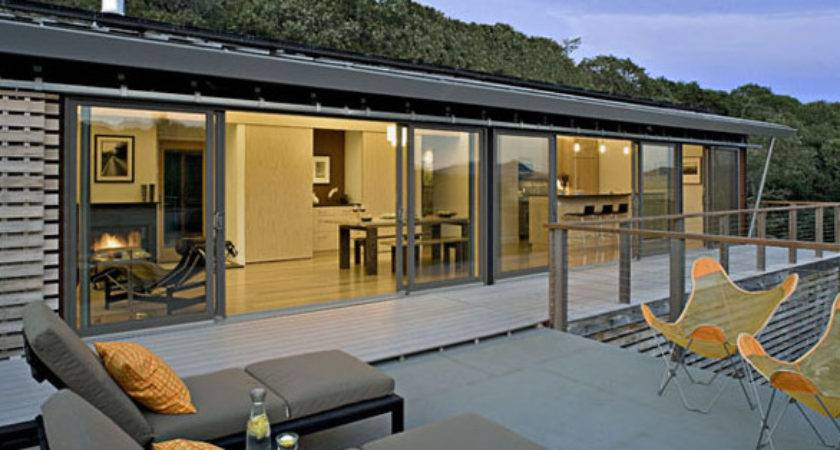 Cool Modern Trailer Home Design Ideas
