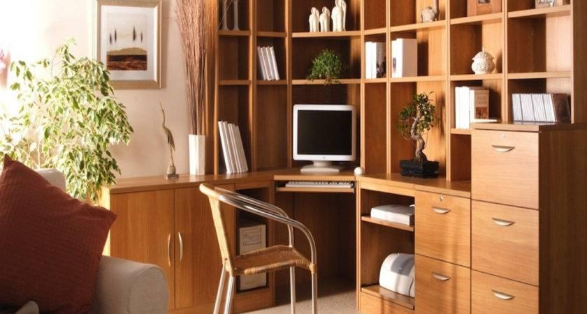 Cool Modular Home Office Furniture Designs Interior