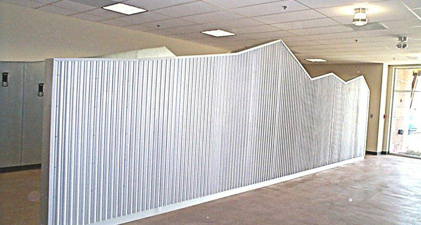 Cool Sheet Metal Wall Panels Decorating Inspiration