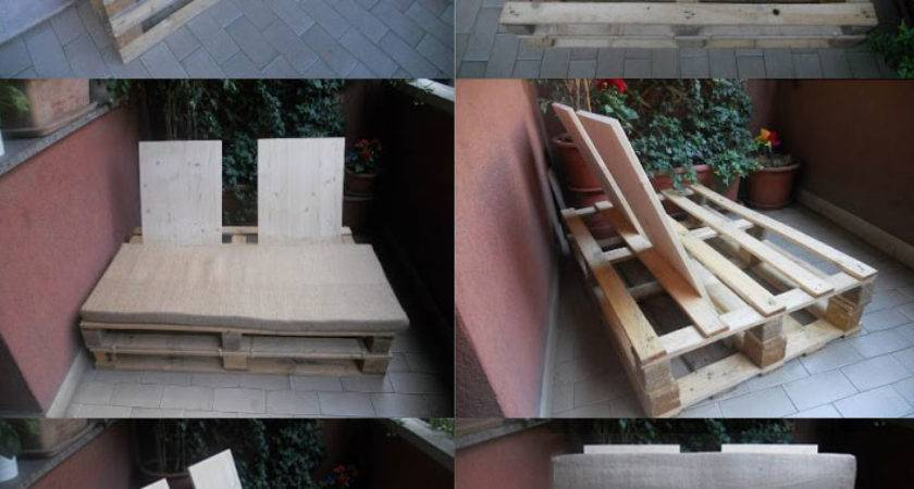 Cool Things Pallets Sof Compacto Desmontable