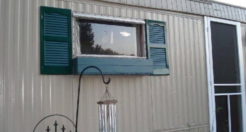 Coolest Little Window Box Offset Length Shutters