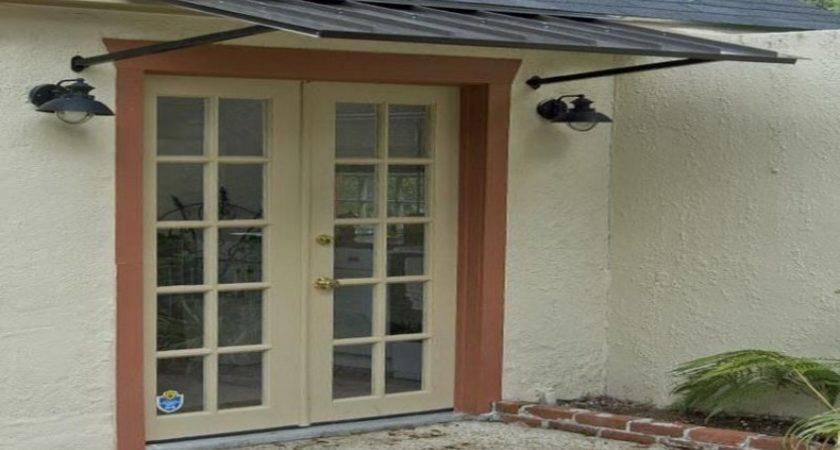 Copper Awnings Design Ideas Attractive Front Door Canopies