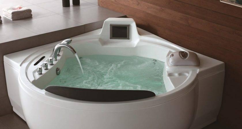 Corner Bathtub Sizes Small