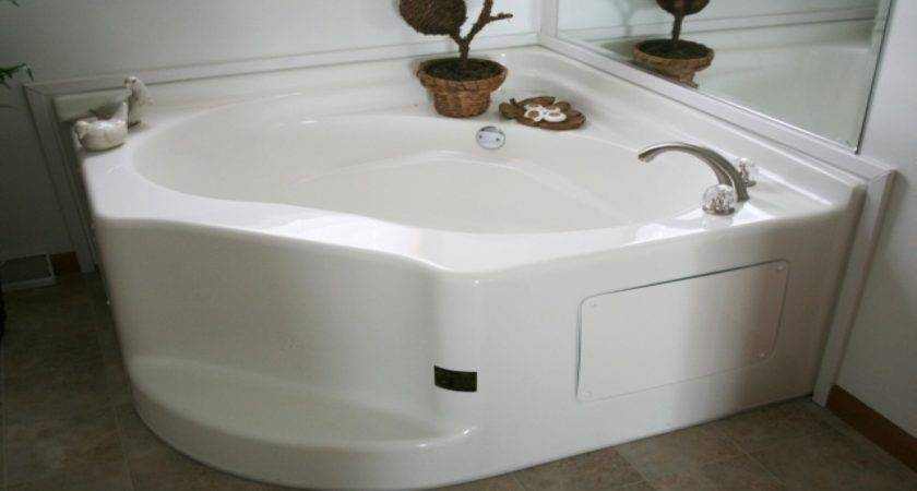 Corner Garden Tub Tubs Mobile Homes