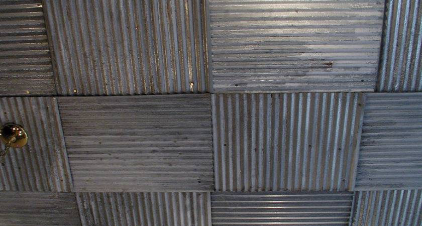 Corrugated Metal Ceiling Flickr Sharing