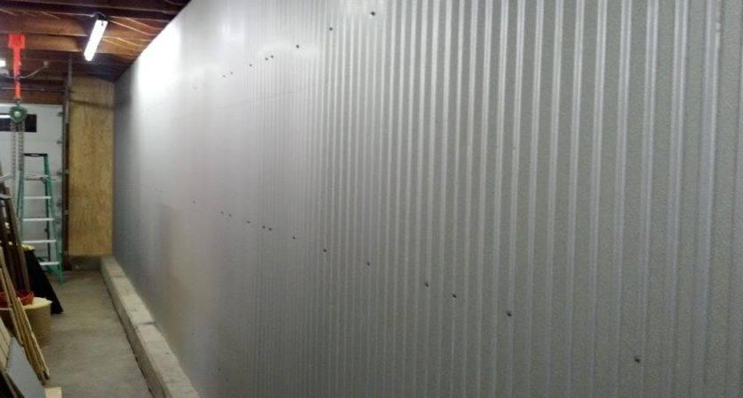 Corrugated Metal Garage Walls Ideas Wanted