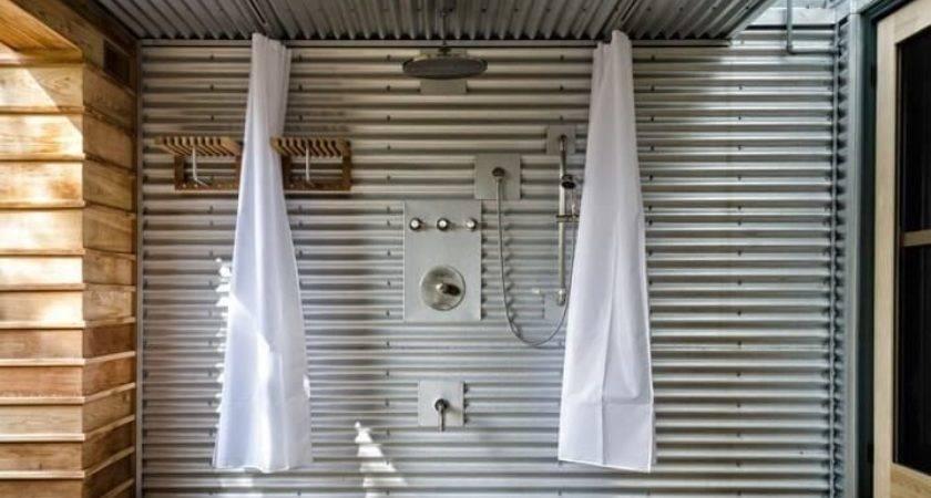 Corrugated Metal Panels Interior Walls Wall Life